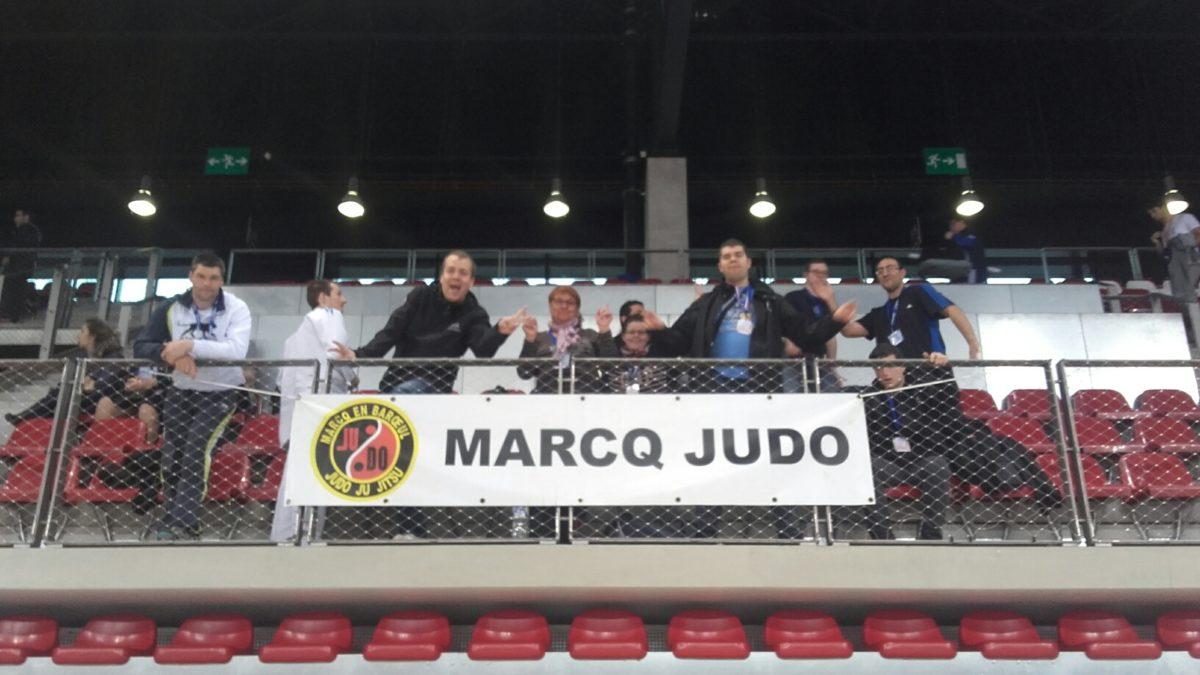 Résultats Championnat de France de Judo adapté Rouen 2017