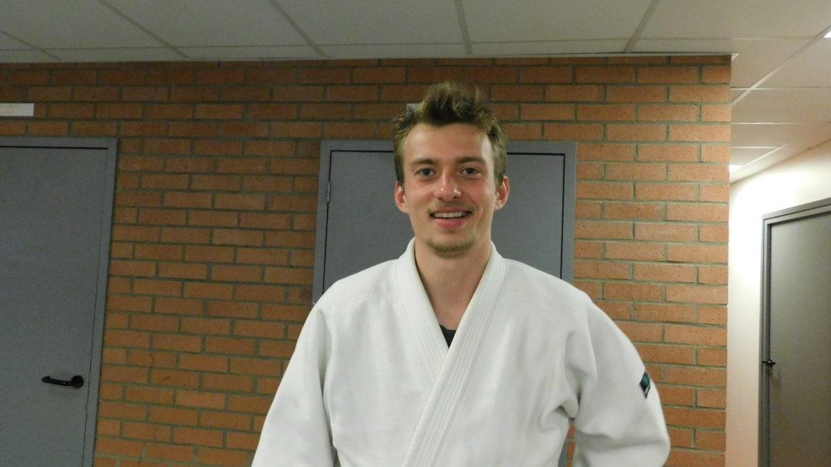 Félix notre préparateur physique aux cours adultes de judo d'avril à juin 2017
